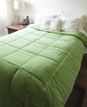 plush-comforter