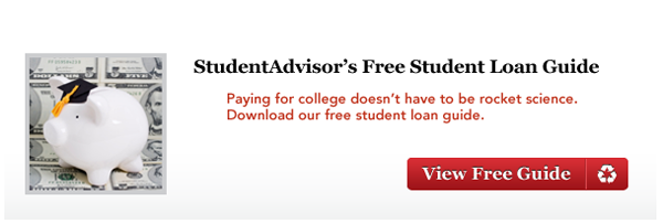 Download StudentAdvisor's Student Loan Guide