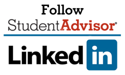 follow-studentadvisor-on-linkedin