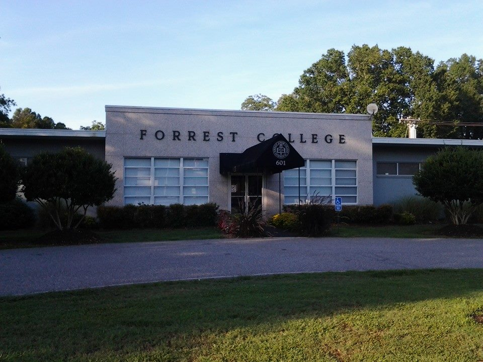 Forrest Junior College
