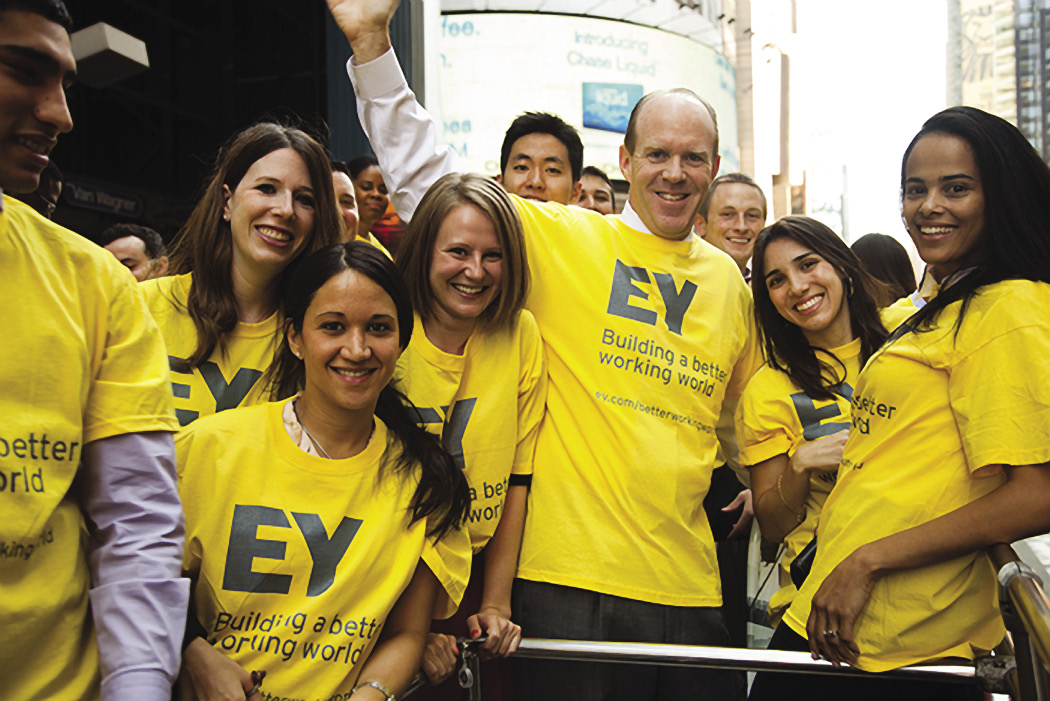 ernst and young at
