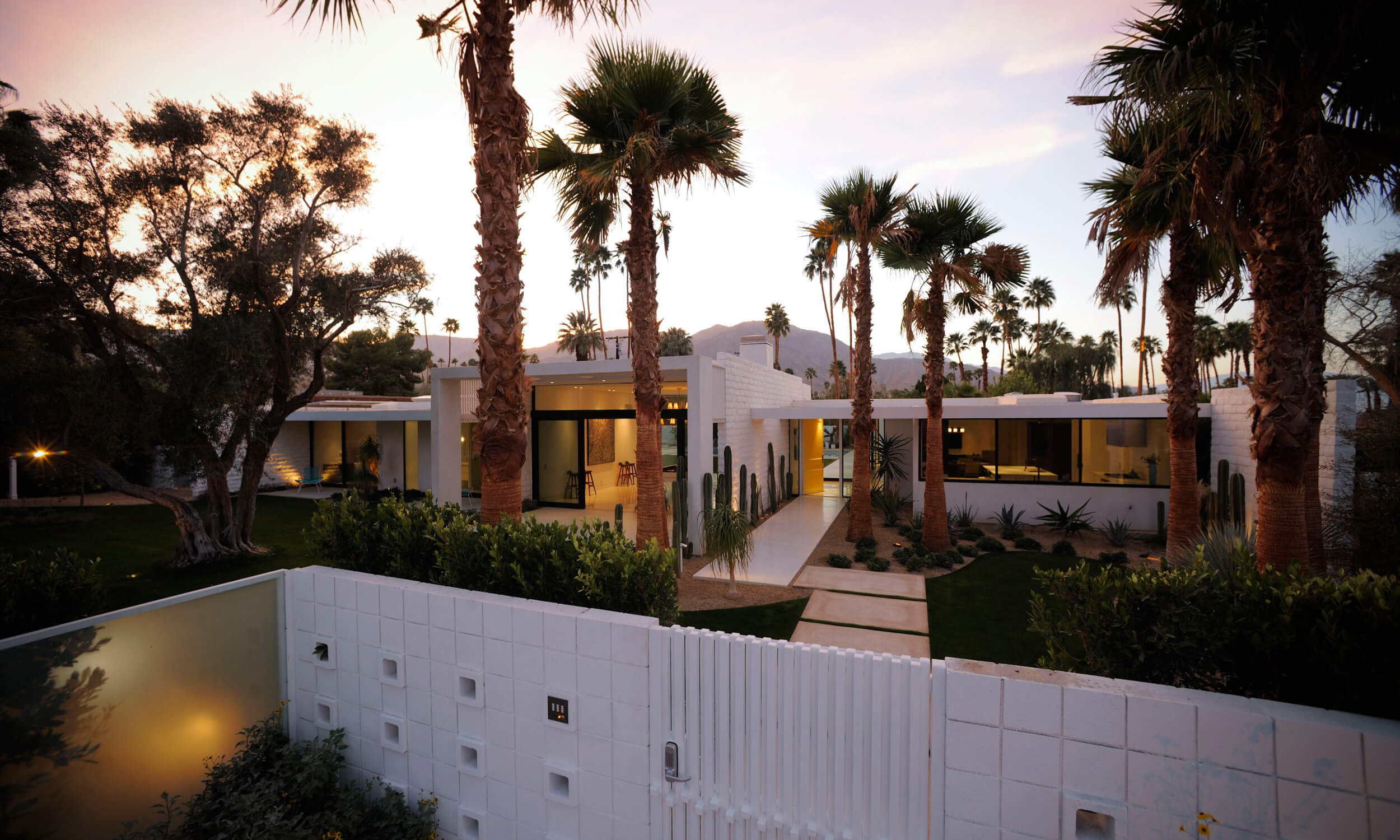 Palm Springs Architect