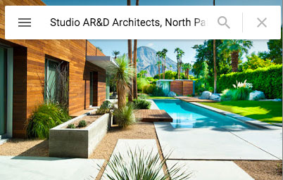 Palm Springs Architecture Office