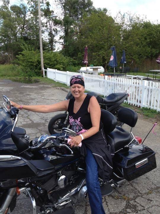 2009 roadglide breast cancer poker run