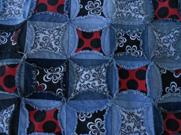 Featured Member Quilts November 21 Morning 24 Blocks
