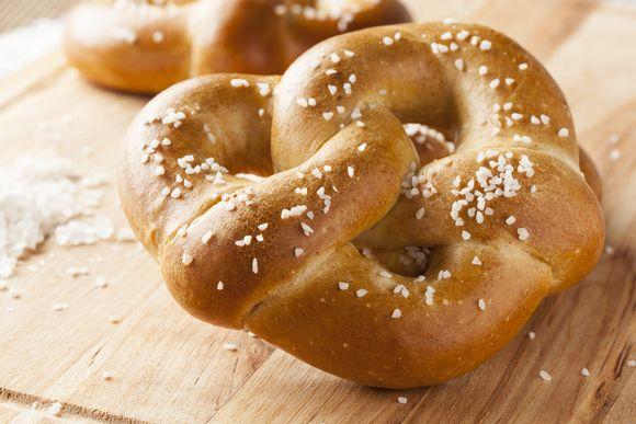 free soft pretzel recipe