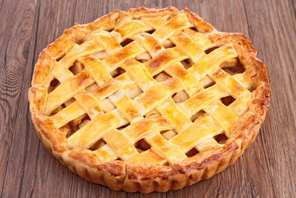 Dessert Recipe: Apple and Pear Pie Filling