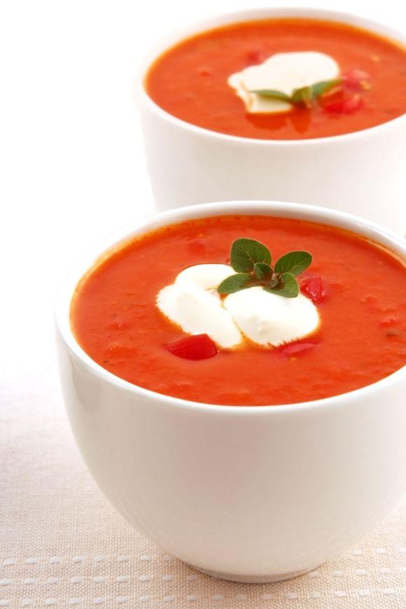 roasted tomato soup free recipe