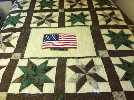 Featured Member Quilts May 4 24 Blocks