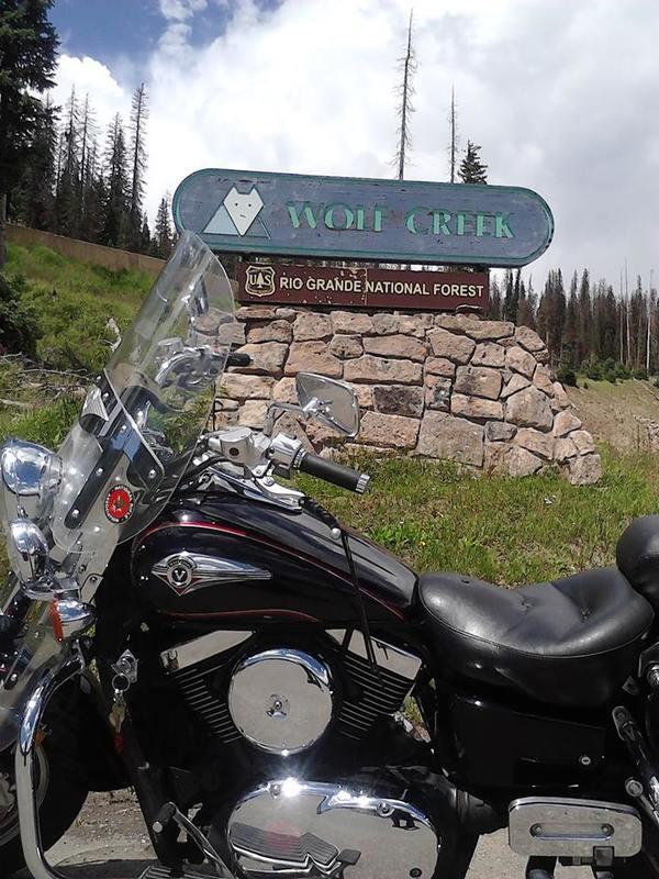 vacation motorcycle