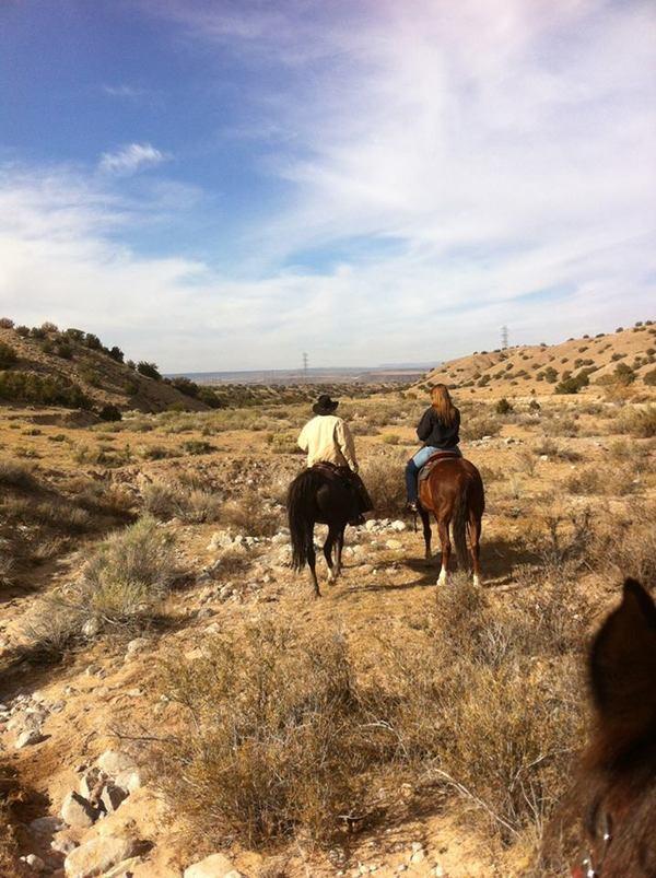 horseback riding new mexico