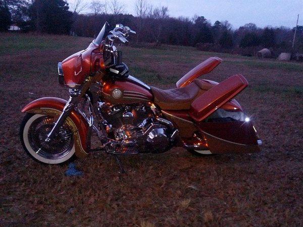 sick motorcycle