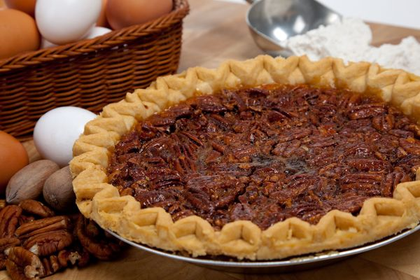Dessert Recipe: Maple Pecan Pie