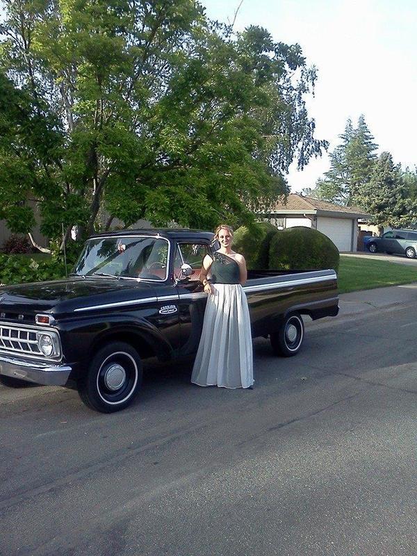 prom truck