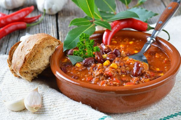 slow-cooker southwest chili