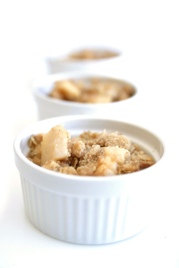 Classic Dessert Recipe: Apple Crumble