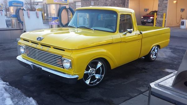 awesome pickup truck