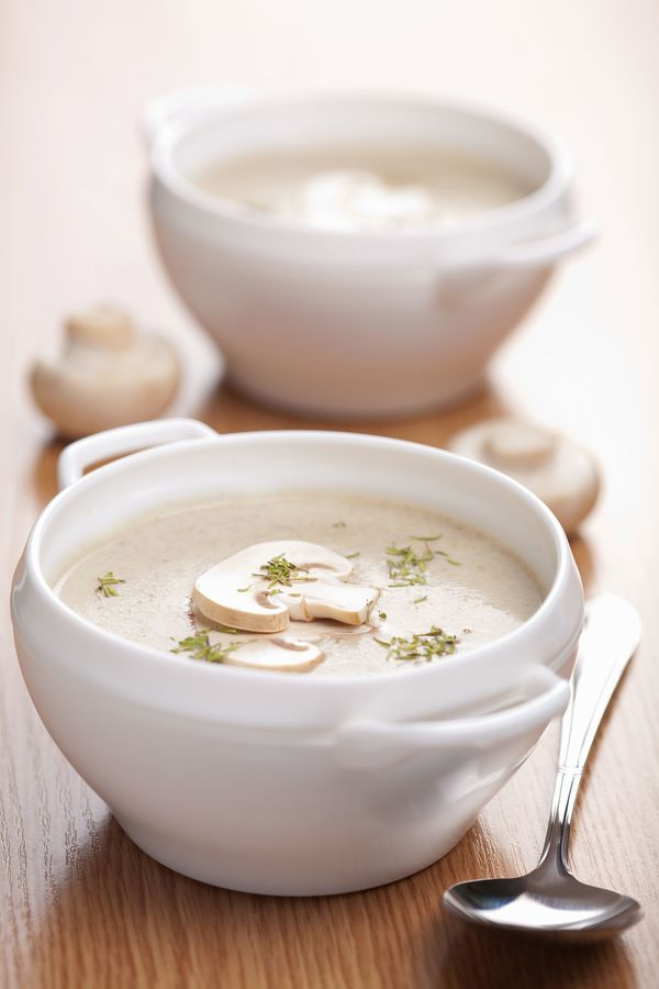 Soup Recipe: Cream of Mushroom