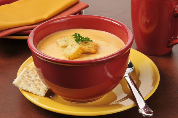 Seafood Soup Recipe: Lobster Bisque