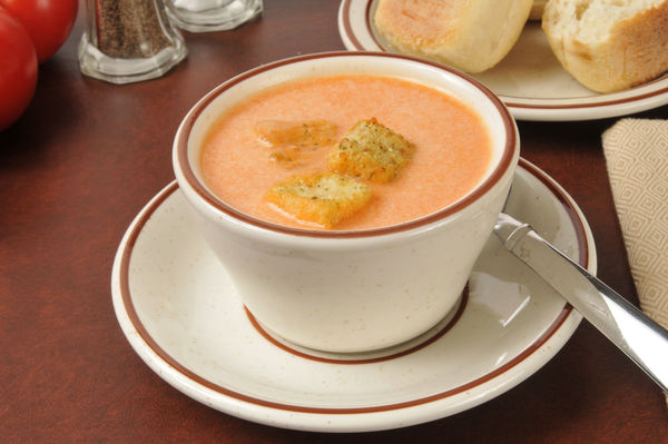 Vegan Recipe: Creamy Tomato Soup