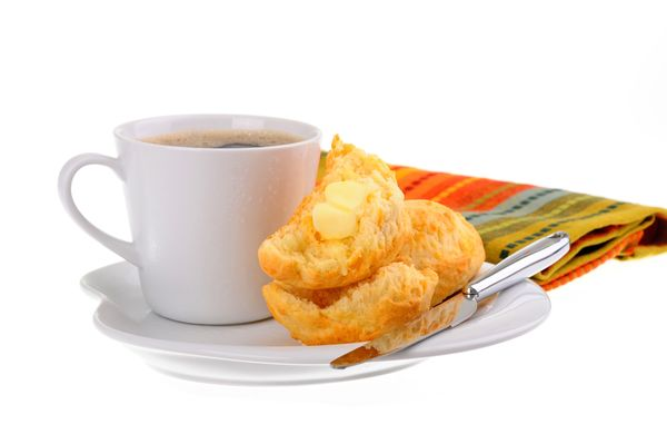 Savory Breakfast Recipe: Cheese Scones