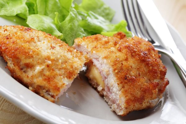 Classic Chicken Recipe: Baked Cordon Bleu