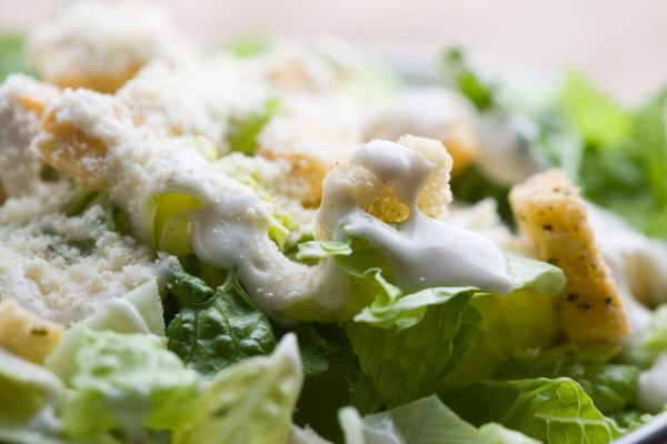 Salad Dressing Recipe: Classic Caesar