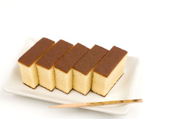 Japanese Cooking  Sponge Cake