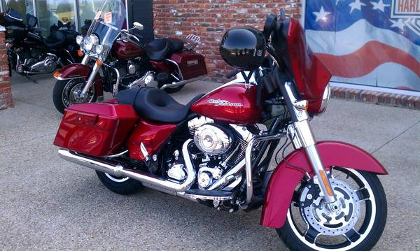 2013 motorcycle