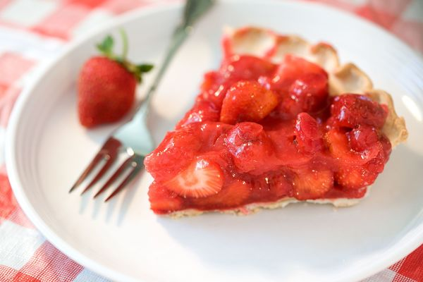 Dessert Recipe: Strawberry Pie