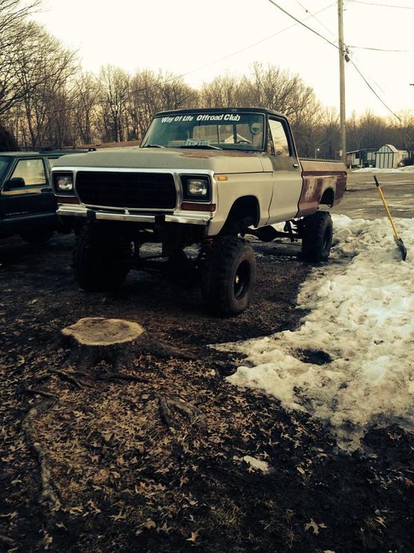 muddy ford f150