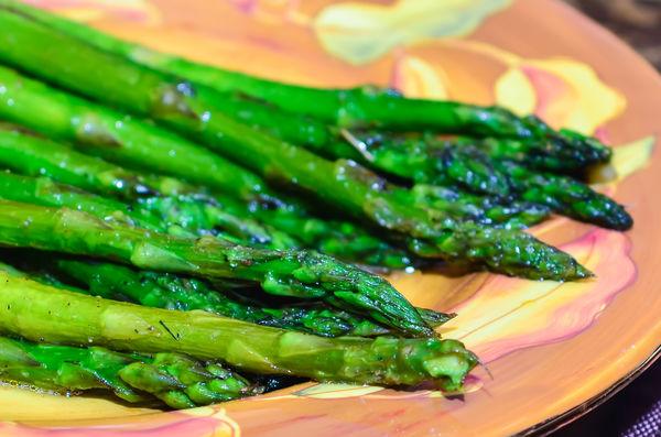 Simple Side: Sauteed Asparagus
