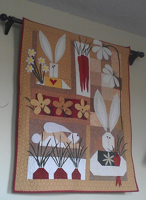 Featured Member Quilts: April 16 Daybreak