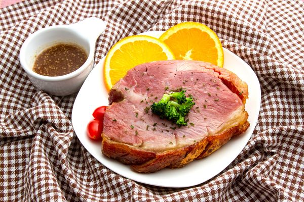 Sweet & Savory Recipe: Orange Glazed Ham