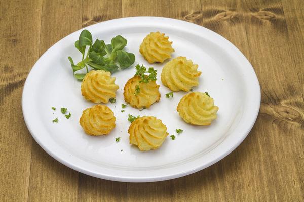 French Recipe:  Duchess Potatoes