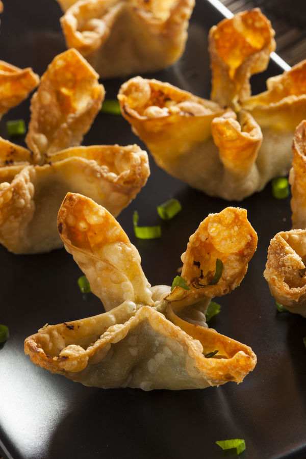 Making Crab Rangoon At Home Is A Lot Easier Than You Might