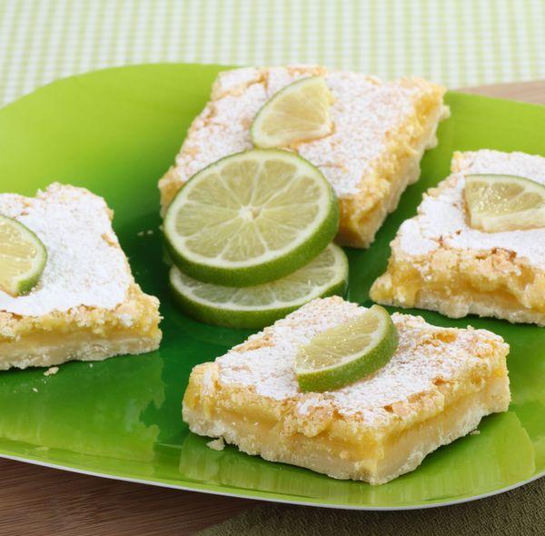 Zesty Dessert Recipe: Coconut Key Lime Bars