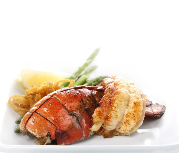 Seafood Recipe: Grilled Lobster Tails