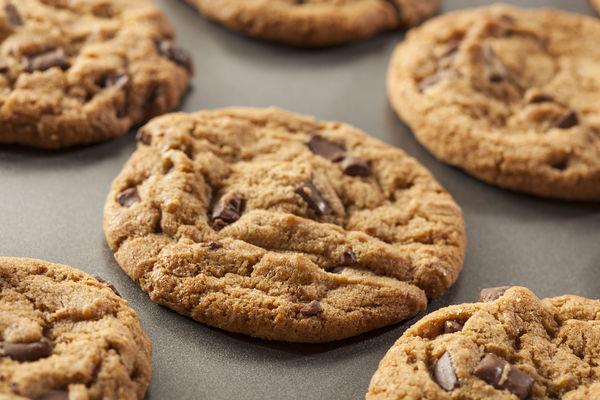 Gluten-Free Recipe: Chocolate Chip Cookies