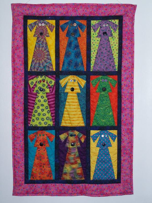 Caterday Quilts June 14 24 Blocks