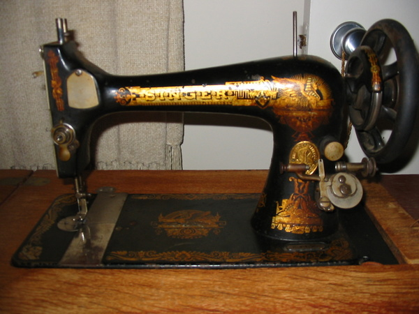 What's It Worth: Antique Singer Sewing Machines – Yard Sale