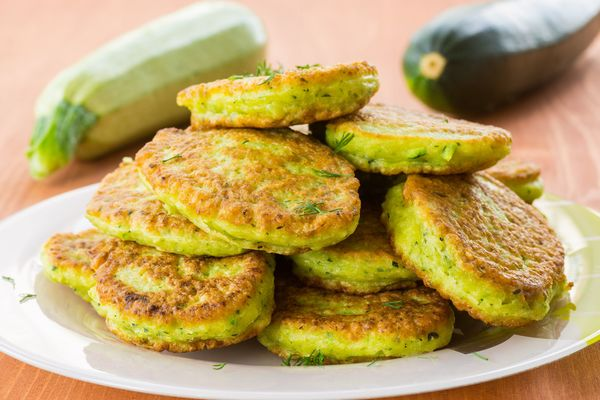 Flavorful Zucchini Fritters