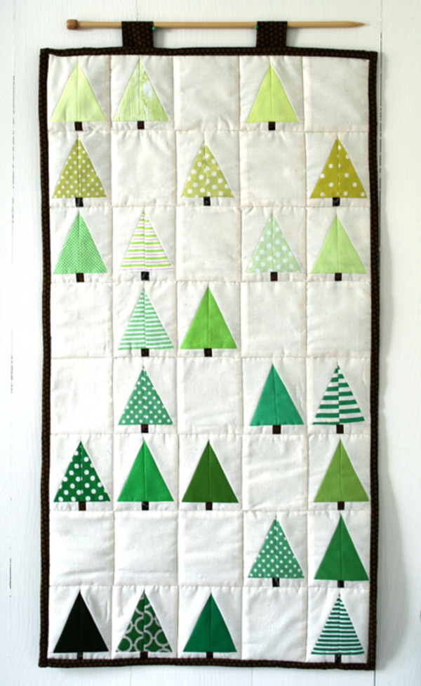 5 Free Christmas Quilt Patterns 24 Blocks