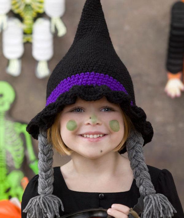 5 Free Crochet Halloween Costume Patterns