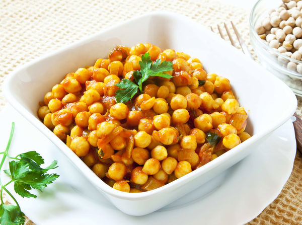 Quick & Filling Indian-Inspired Recipe: Vegetarian Chana Masala
