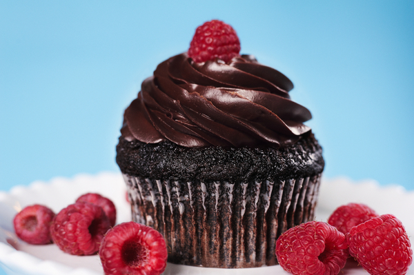 Delectable Dessert Recipe Vegan Double Chocolate Cupcakes