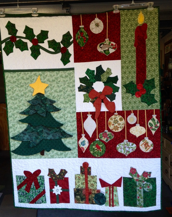 Featured Quilts: Holiday Edition Part II