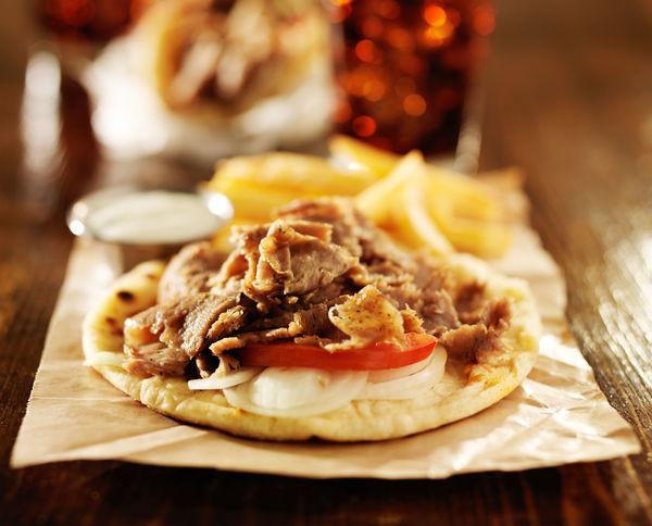 Greek-Inspired Recipe: Homemade Lamb Gyros