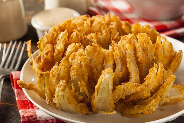 Bloomin Onion Restaurant Menu