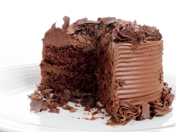 Good Food Chocolate Truffle Cake